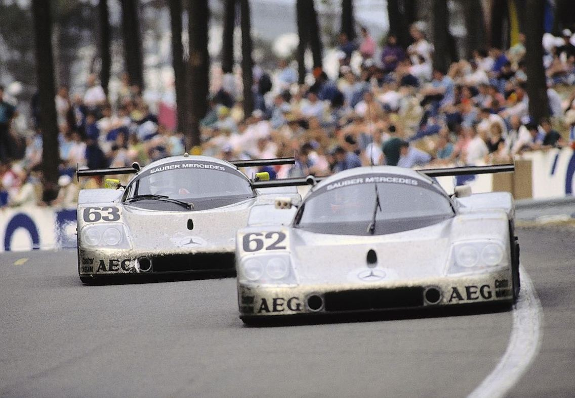 24 hours of Le Mans 1989: One-two win 30 years ago